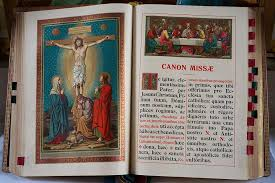 The Canon of the Mass